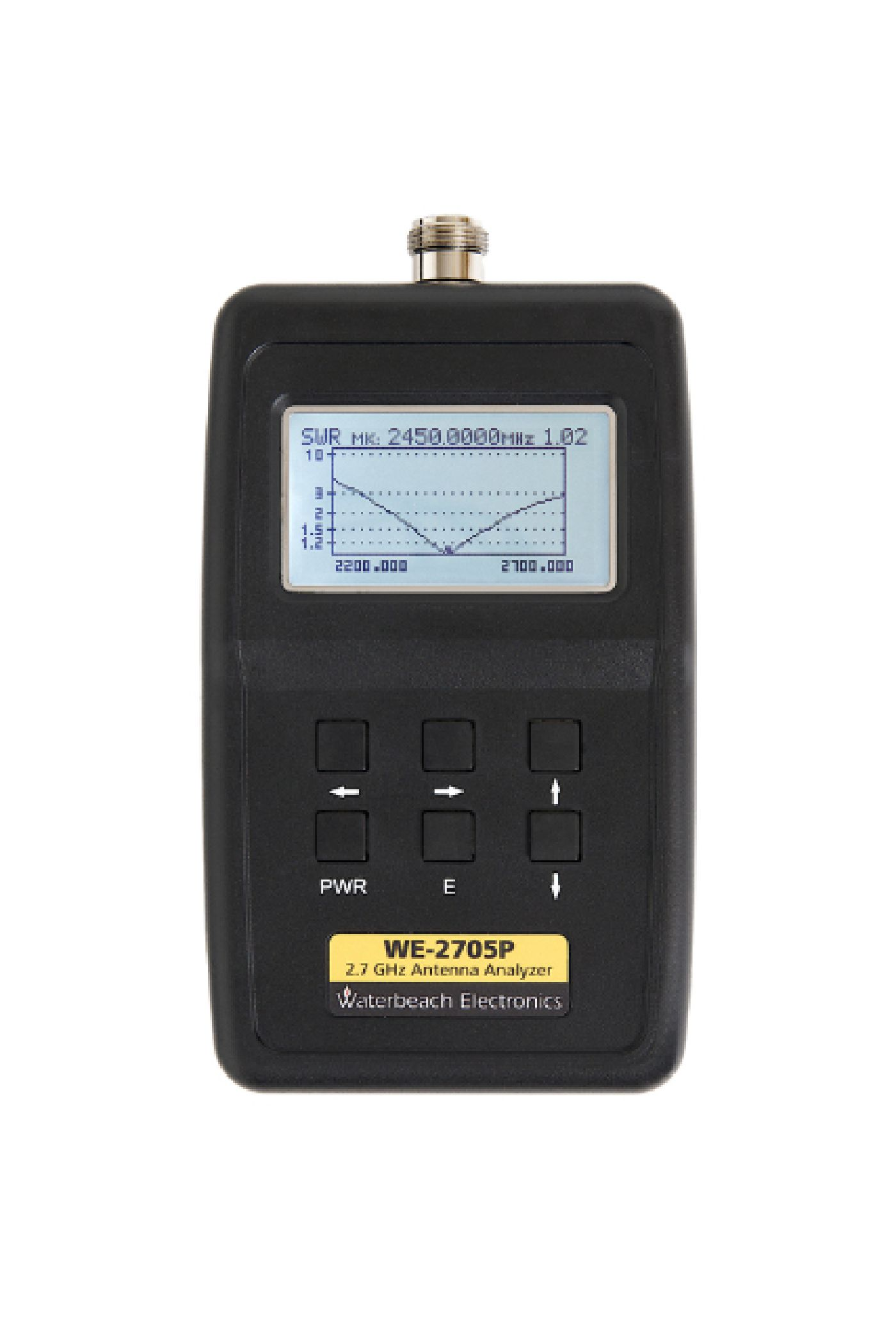 WE-2705P Antenna Analyzer